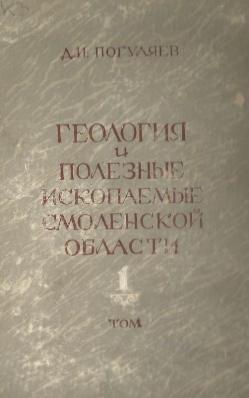 Монография, профессор Даниил Иванович Погуляев