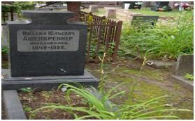 Михаил Юльевич Ашенбреннер умер 11 ноября 1926 года