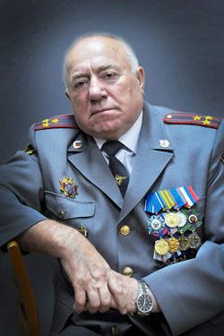 Виктор Константинович Бугаев, полковник милиции в отставке, председатель совета ветеранов уголовного розыска Смоленской области