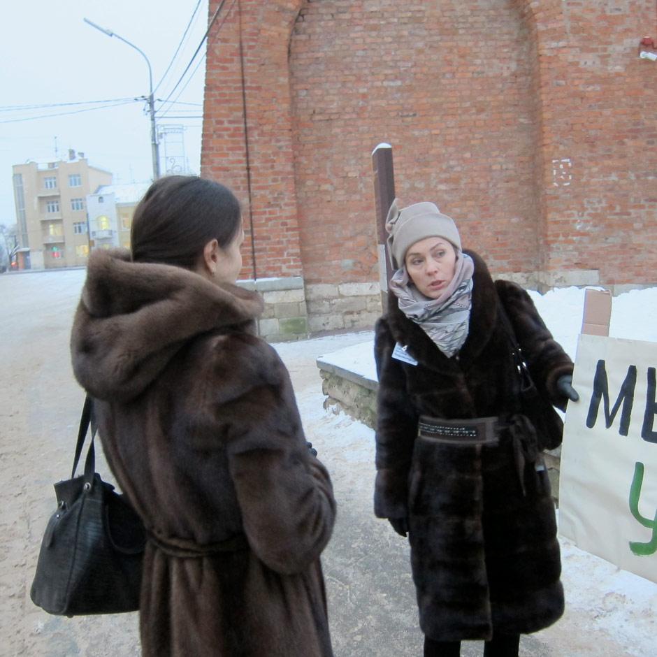 Смоленск город маленький